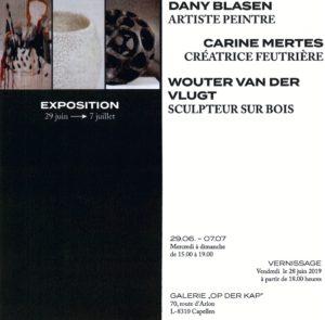 invitation exposition galerie op der kap